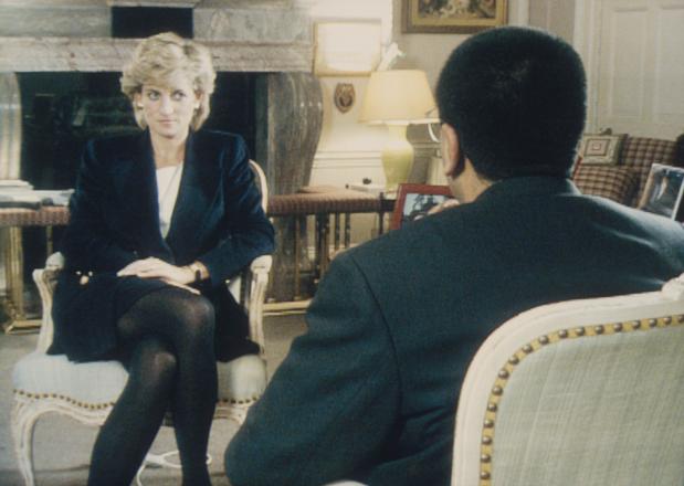 BBC zendt controversieel Diana-interview niet meer uit