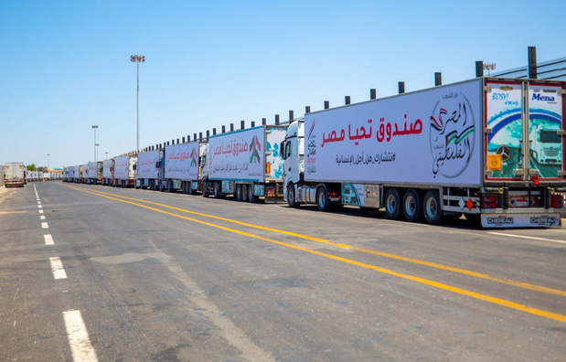 Egypte sluit enige grensovergang met Gaza