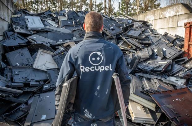 Recupel opent online marktplaats voor afgedankt elektro bij bedrijven
