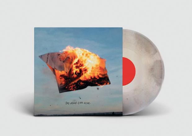 Een plaat gemaakt van verbrande kranten en andere bijzondere releases op Record Store Day