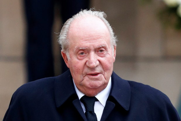 Van corruptie verdachte ex-koning Juan Carlos ruilt Spanje in voor Portugal