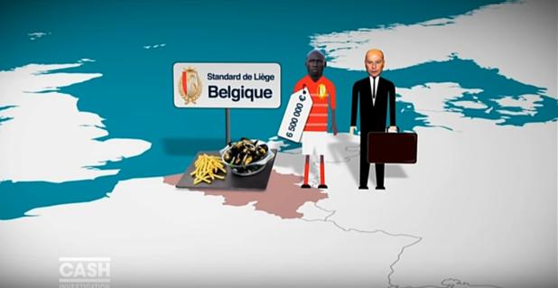 Documentaire : enquête sur le foot business (vidéo)