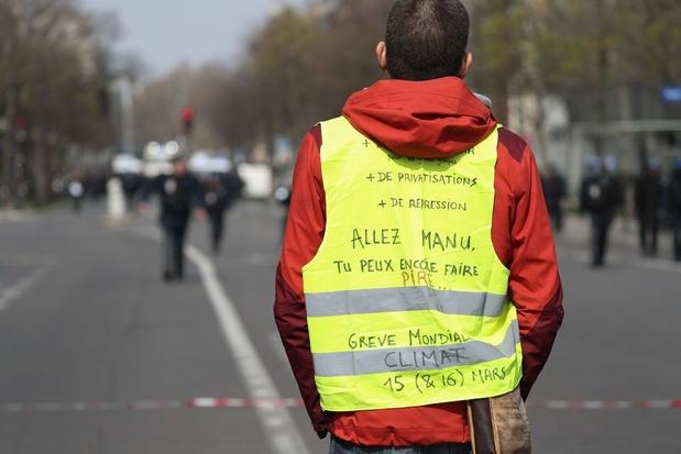 """Les """"gilets jaunes"""" dans la rue pour leur 20ème samedi"""