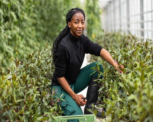 'Als vrouwelijke landbouwers meer inspraak hadden, zou honger allang de wereld uit zijn'