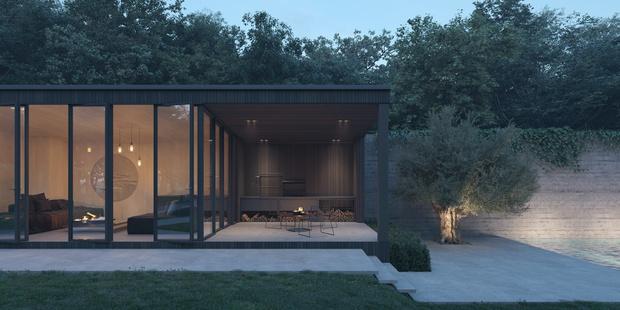Buitendromen met Bartel Van Riet: Caban bouwt allesbehalve 'neutrale kottekes en tuinhuizen'