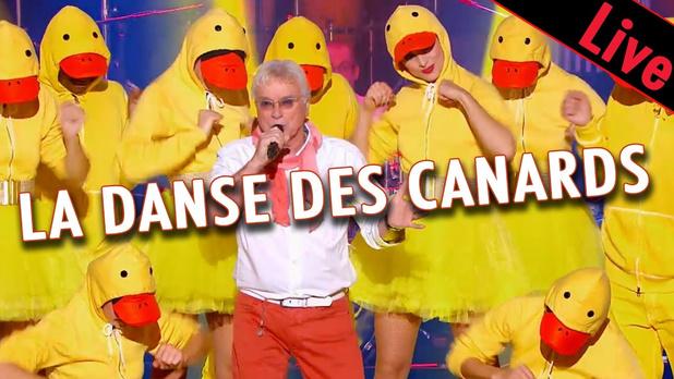 """L'interprète de """"La danse des canards"""", J.J. Lionel, est décédé"""
