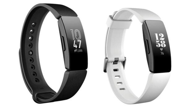Fitbit Inspire HR: un traceur basique pour débutants