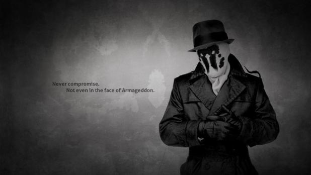 """Watchmen: série immensément politique ou simple divertissement """"gris""""?"""