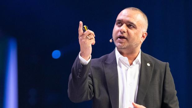 Dheeraj Pandey, le directeur et cofondateur de Nutanix, démissionne