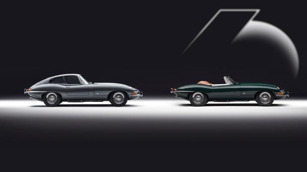Jaguar E-Type wordt 60