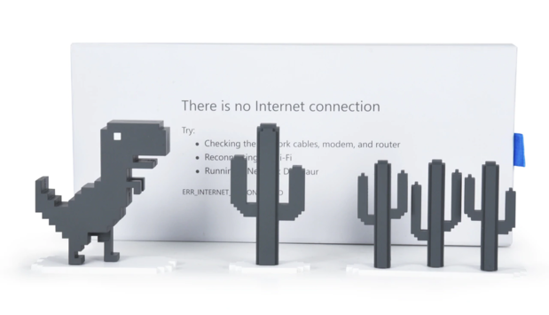 Wordt de internetverbinding het voornaamste point of failure?