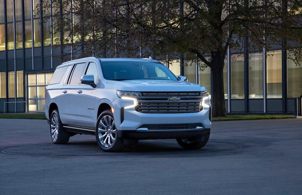 Chevrolet Suburban et Tahoe, les costauds évoluents