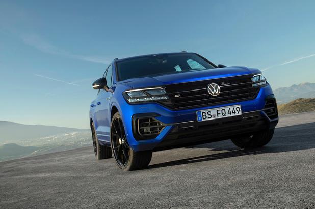 Volkswagen lanceert potente Touareg R