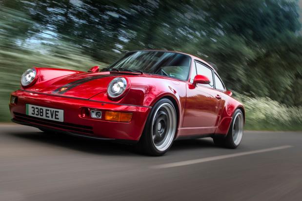 Everrati, constructeur de vieilles Porsche électriques