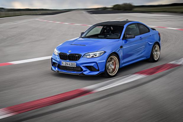BMW M2 CS, baroud d'honneur