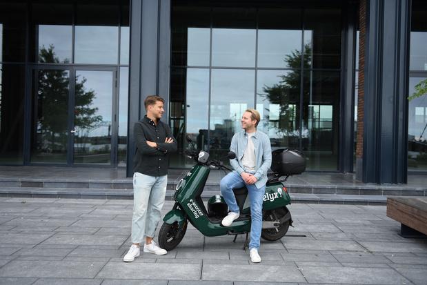 24 millions d'euros pour les scooters partagés Felyx