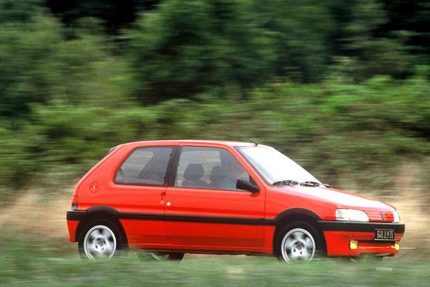 La compacte de Peugeot, la 106, fête ses 30 ans