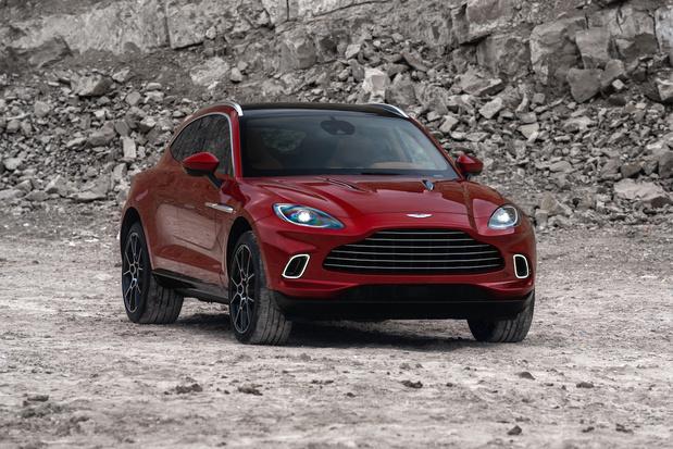 DBX, l'Aston Martin des sommets