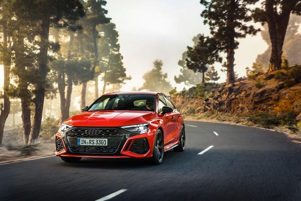 La nouvelle Audi RS 3, tout sauf sage