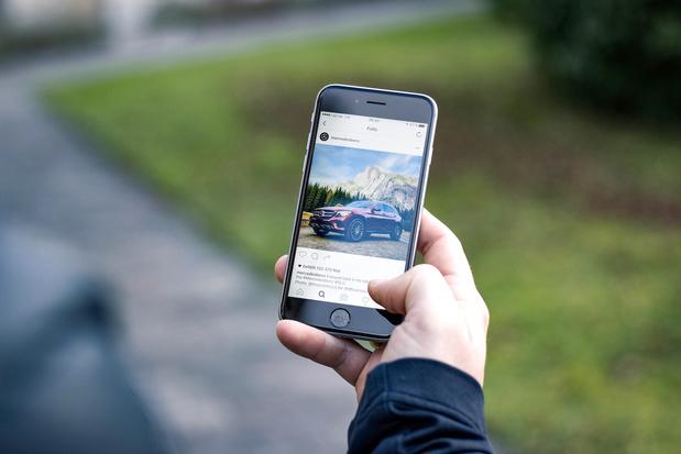 Mercedes informe sur le Covid-19 via ses réseaux sociaux