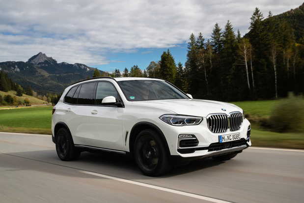 BMW commercialise le BMW X5 xDrive45e