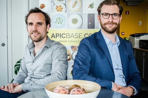 Food management platform Apicbase verzamelt vier miljoen euro (video)