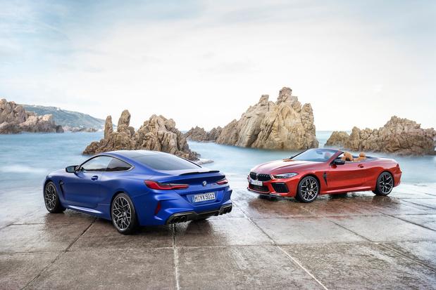 De nieuwe BMW M8 wordt de krachtigste M ooit