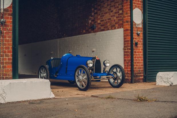 500 nouvelles Baby Bugatti