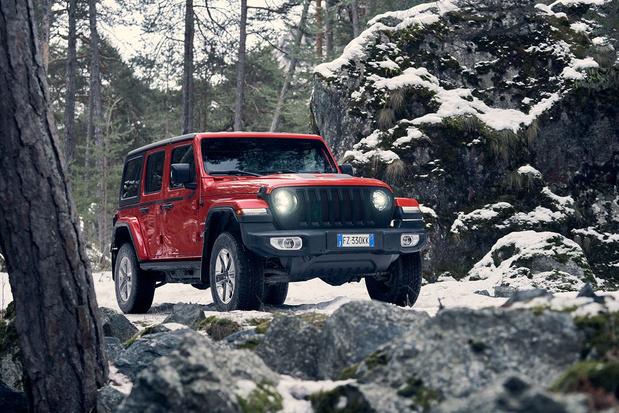 Jeep lance sa Winter Experience