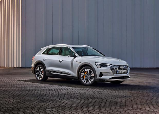 Audi e-Tron 50 Quattro wordt bescheiden elektrische SUV
