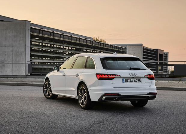 Nouvelles propositions d'Audi au gaz naturel