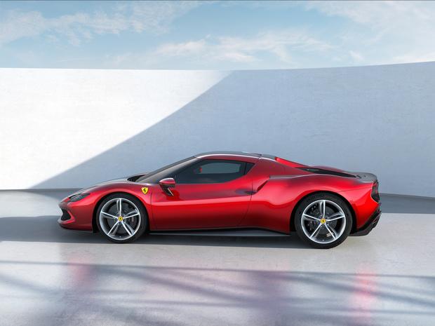 296 GTB : une petite Ferrari, vraiment ?