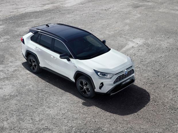 Les ventes mondiales du Toyota Rav4 atteignent 10 millions d'unités
