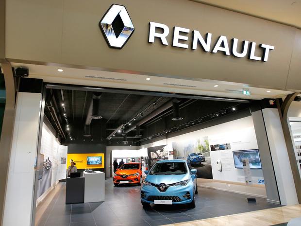 Renault au sein des centres commerciaux