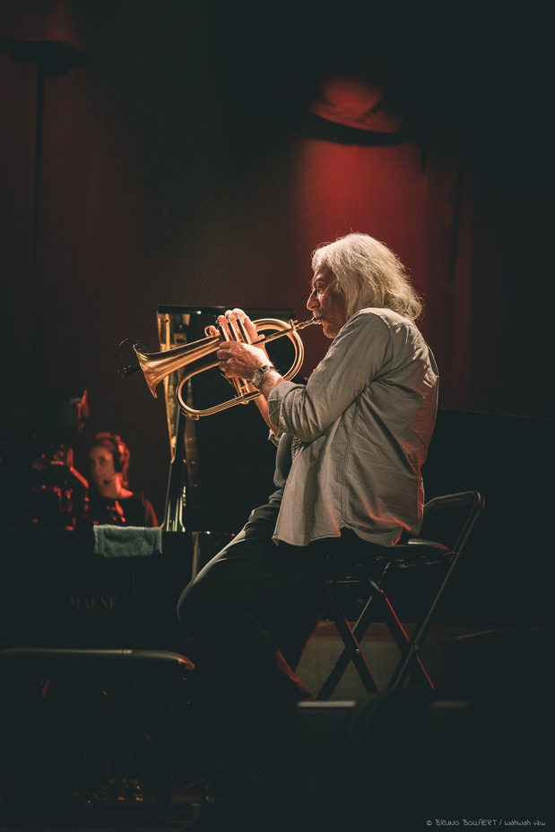 Jazz Middelheim, dag 2: soepele tachtigers blijven verbazen