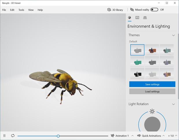 3D-objecten verdwijnen uit Windows 10