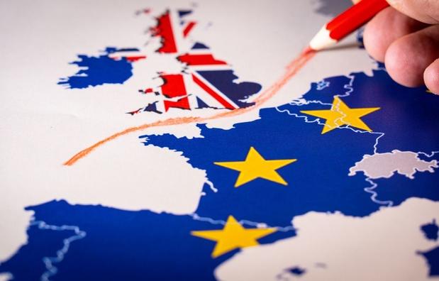 La croissance britannique ralentit en février sous la pression du Brexit