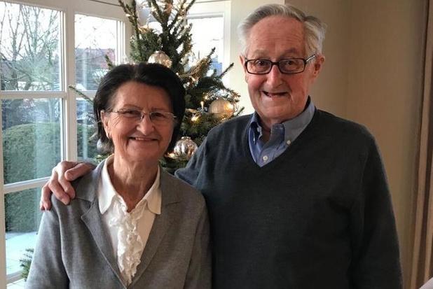 Omer Verschoore en Rosa Dereuck vierden 60ste huwelijksverjaardag
