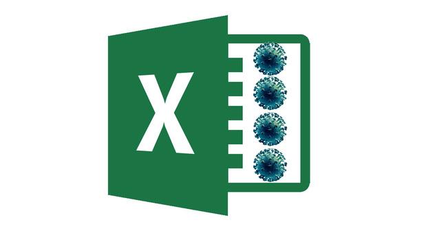 Une erreur dans les chiffres corona britanniques en raison... d'un manque de colonnes dans Excel