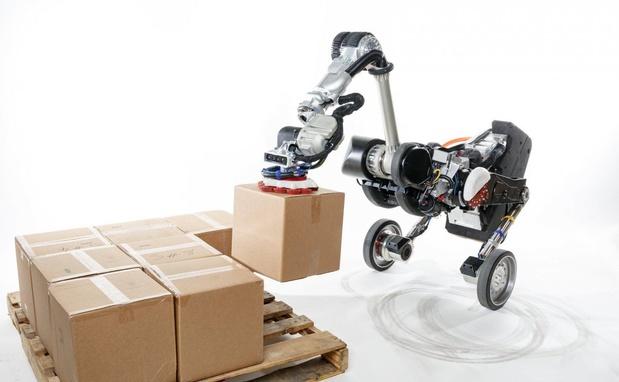 Boston Dynamics a acquis un cerveau pour ses robots