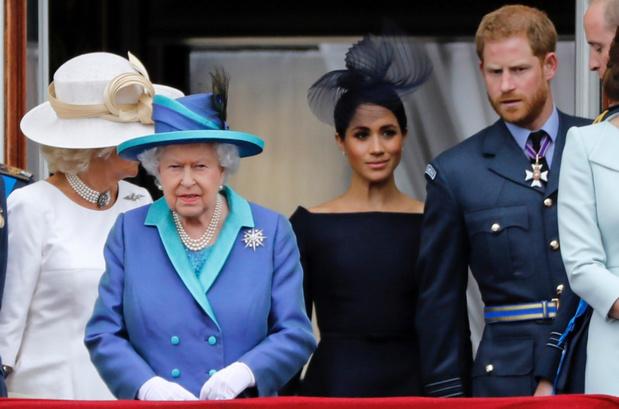 Harry en Meghan doen afstand van koninklijke titel en krijgen geen dotatie meer