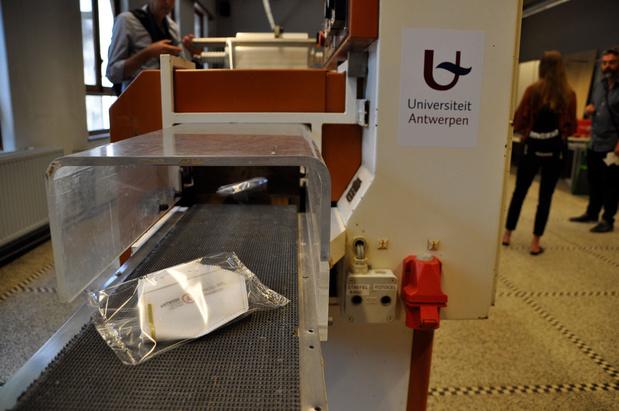 Medimundi kan eind augustus starten met productie hoogwaardige Belgische mondmaskers