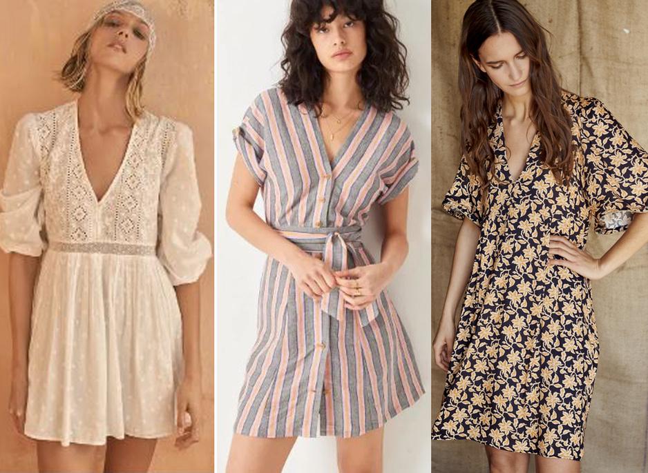 Shopping: 15 petites robes pour profiter de l'été