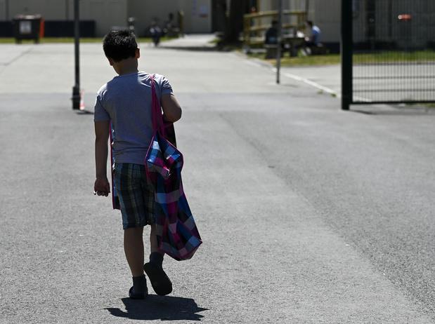 Migrants: De plus en plus de mineurs étrangers non accompagnés livrés à eux même à Bruxelles