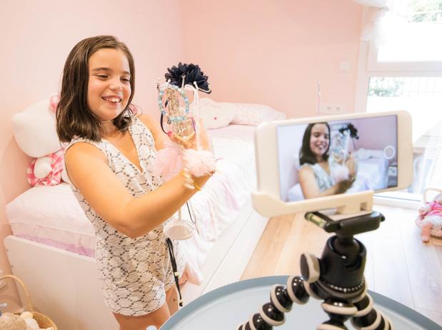 Les enfants Youtubeurs, un phénomène inévitable?