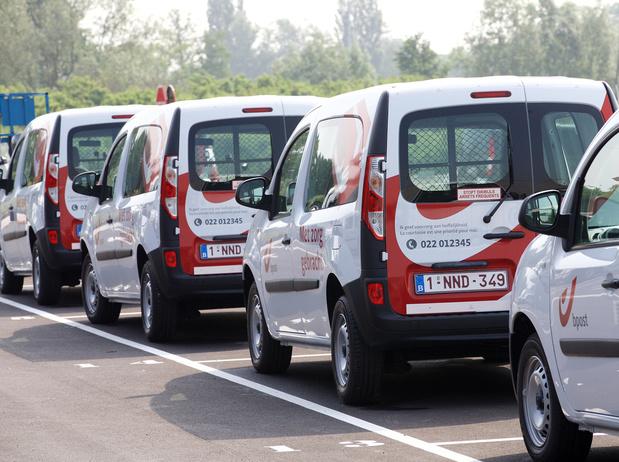 Bpost attend 1.200 camionnettes électriques d'ici la fin 2022