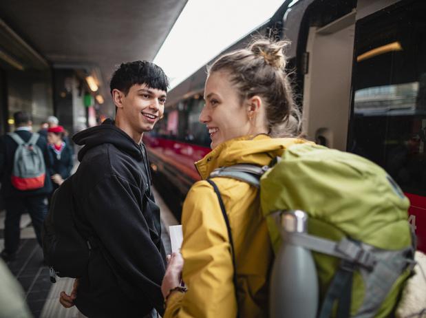 60.000 billets de trains gratuits pour faire voyager les jeunes Européens