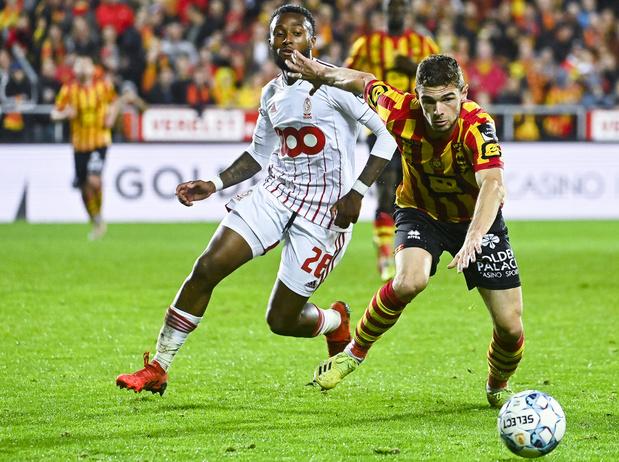 Jupiler Pro League: Malines sème un peu plus le chaos au Standard (3-1) au cours d'une rencontre interrompue par deux fois