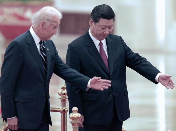 """Biden accuse la Chine de cacher des """"informations cruciales"""" sur l'origine du covid 19"""