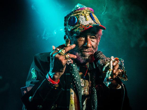 Décès du chanteur et producteur jamaïcain de reggae Lee Scratch Perry